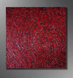 Kunstgalerie Winkler Abstrakte Acrylbilder Malerei Struktur Bilder Neu Original