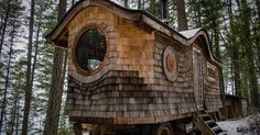 "The Tiny House Movement has been sweeping the nation and the world in recent years. From communities building a tiny home village for the homeless, to a couple pursuing their dream of owning a true ""home on the range,"" more people now than ever are eschewing McMansions and mortgages in favor of small, eco-friendly, and... View Article"