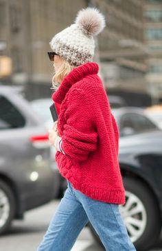 Estos tres accesorios de Alexa Chung son lo único que necesitas para combatir el frío - Foto 1
