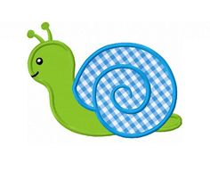 Items similar to Girl Snail Applique Machine Embroidery Design on Etsy Baby Applique, Baby Embroidery, Machine Applique, Machine Embroidery Patterns, Applique Patterns, Applique Quilts, Applique Designs, Quilting Designs, Quilt Patterns