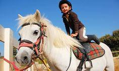 Quand je grandir.. chevaux babygrow en rose équestre chevaux dressage neuf