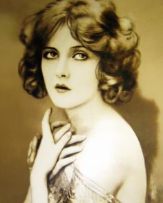 Mary Nolan, by Edward Thayer Monroe. 1925.