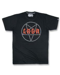 Loose Riders Herren LRGA T-Shirt.Tattoo,Biker,Rockabilly,Oldschool,Custom Style