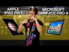 Prizefight - iPad Pro vs. Surface Pro 4