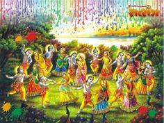 Happy Holi Greeting Messages 2014 For Kids | Holi Hy 2014 Pics #Holi #Greeting #Messages #2014