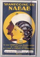Shampooing de NABAB Blauer Beutel