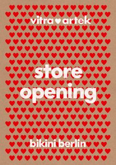 Excited and proud. Soon it's not days but hours that we are counting before the opening of the new store in Berlin.