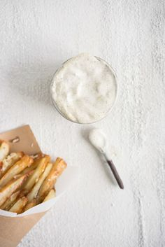 Oven fries with truffle aioli — Cloudy Kitchen All U Can Eat, Truffle Fries, Kitchen Oven, Fries Recipe, Truffle Recipe, Smitten Kitchen, Fries In The Oven, Easy Cookie Recipes, Aioli