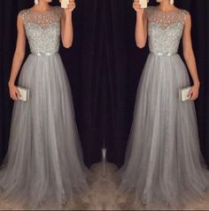 A-Line New Arrival Long Beading Real Made Prom Dresses,Long Evening Dresses,Sexy prom dress