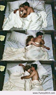 the art of cuddling :):)
