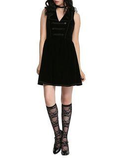 5b8312e5c American Horror Story  Hotel Bellhop Dress
