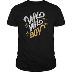 Wild Wild Boy