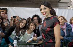 Bárbara Lennie en el FesTVal de Vitoria 2012