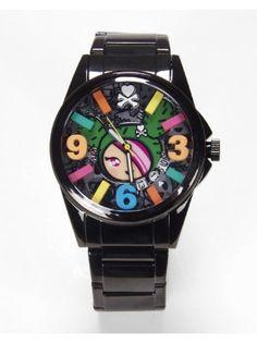 I want this Watch..!! Tokidoki..