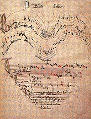Late medieval score   par jkervinen