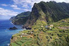 allthingseurope:  Madeira, Portugal (by Lucia Fantasia)