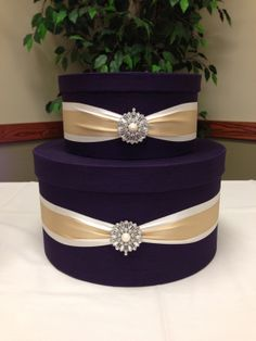 Wedding card boxes and ideas on pinterest card box for How to decorate a money box