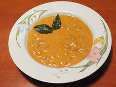 Retrofazék: Fejtettbab főzelék Bobe, Chana Masala, Food And Drink, Ethnic Recipes, Hands