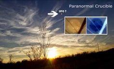 Mysterious Ball (UFO) Image Captured on South Carolina
