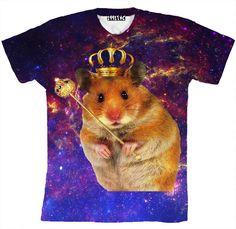 King Hamster Shirt