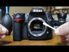 How to Clean Your Camera Sensor and Lenses