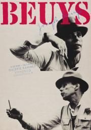 Joseph Beuys 'BEUYS', 1981 © DACS, 2016