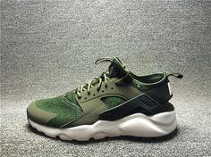 2017 Nike Air Huarache Breathable Mens Womans Sports Shoes Army Green Nike Air Huarache, Sports Shoes, Army Green, Sneakers Nike, Cheap Nike, Women, Fashion, Nike Tennis, Moda