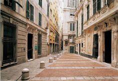 Genova, le Strade Nuove e il Sistema dei Palazzi dei Rolli