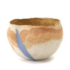 Paulus Berensohn Pinch Pot, 1969-1970