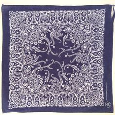 vintage bandana crafted with pride in usa