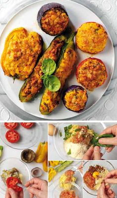 La Cucina Italiana - Ricetta regionale: verdure ripiene