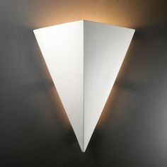 512CER1140BISLED2000-5_1 Contemporary Outdoor Lighting, Triangle Wall, Led Fixtures, Corner Wall, Love Your Home, Incandescent Bulbs, Wall Sconces, Wall Lights, Wall Mount