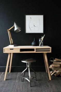 The Copenhagen Oak Desk