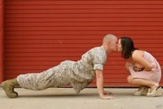 Ahhh!!!  I want a picture just like this for our engagement pictures!!