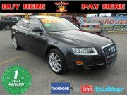 2005 Audi A6 3.2 Sedan at Buy Here Pay Here at Coral Group LLC - Miami, Florida 33142 Used Cars For Sale   $13990
