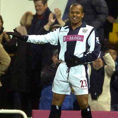 Robert Earnshaw, W.B.A.F.C. - #West Bromwich Albion #Quiz  #West Brom