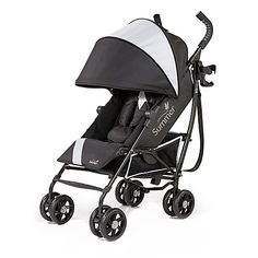 Summer Infant® 3D-one™ Convenience Stroller in Eclipse Grey