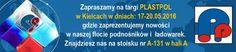 Targi Plastpol w Kielcach
