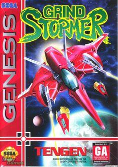 Grind Stormer Sega Genesis