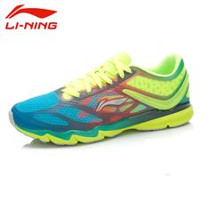 LI-NING Ultra-light 12 Generations Wing Air Mesh Breathable Super light XII Sport Shoes Sneakers Running Shoes ARBK019 XYP037