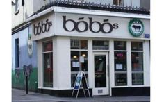 Bobo's Gourmet Burgers (Wexford St) | Dublin Restaurant - Reviews, Menu and Dining Guide City Centre South Restaurants In Dublin, Visit Dublin, Gourmet Burgers, Onion Rings, Ireland Travel, Restaurant Bar, Adventure Travel, Places To Travel, Centre