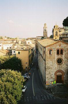 Piazza Fortebraccio | Perugia, Italy
