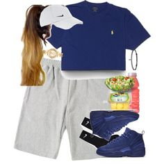 A fashion look from November 2016 featuring NIKE socks, Michael Kors watches and BERRICLE necklaces. Browse and shop related looks.