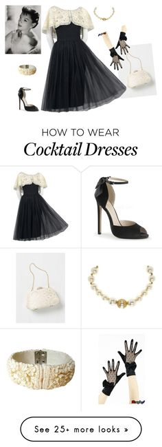 """""""vintage"""" by natalyag on Polyvore featuring Chanel and vintage"""