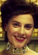Actress Antje Traue as Adele Bloch-Bauer in the Woman in Gold movie, which also stars Helen Mirren and Ryan Reynolds. See more pics here: http://www.historyvshollywood.com/reelfaces/woman-in-gold/