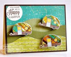 August SOTM Don't Come a-Knockin' Action Wobble Spring Card... (still) by Carole Burrage, #Cardmaking, #Stampofthemonth, http://tayloredexpressions.com/kits.html