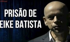 Leandro Karnal • Prisão de Eike Batista • 30/01/2017