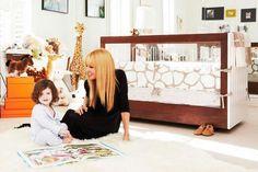 Rachel Zoe's nursery ..