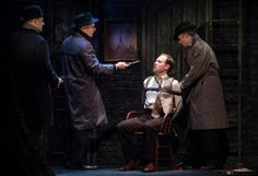 Review of Partners in Crime at The Queens Theatre