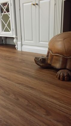 New engineered vinyl plank flooring called classico teak for Intuitive laminate flooring